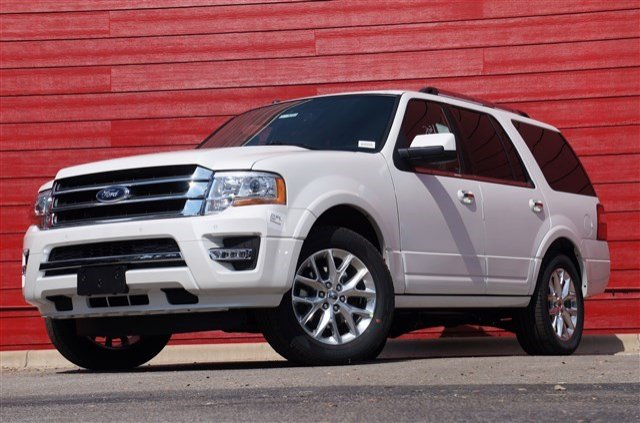 New Ford Expedition Limited