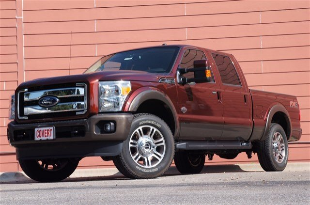 New Ford Super Duty F-250 SRW KING RANCH