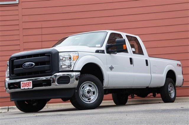 New Ford Super Duty F-250 SRW F250 4X4 CREW/C