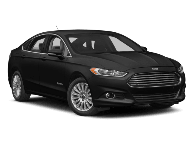 New Ford Fusion SE Hybrid